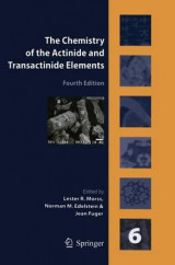 Omslag - The Chemistry of the Actinide and Transactinide Elements, Volume 6