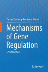 Omslag - Mechanisms of Gene Regulation 2016