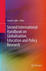 Omslag - Second International Handbook on Globalisation, Education and Policy Research