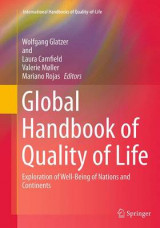 Omslag - Global Handbook of Quality of Life