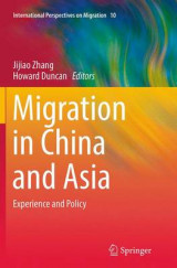 Omslag - Migration in China and Asia