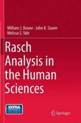 Omslag - Rasch Analysis in the Human Sciences