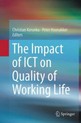 Omslag - The Impact of ICT on Quality of Working Life