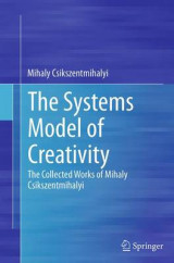 Omslag - The Systems Model of Creativity