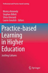 Omslag - Practice-Based Learning in Higher Education