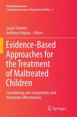 Omslag - Evidence-Based Approaches for the Treatment of Maltreated Children
