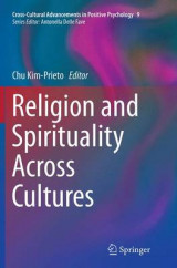 Omslag - Religion and Spirituality Across Cultures