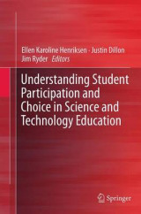 Omslag - Understanding Student Participation and Choice in Science and Technology Education