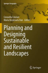 Omslag - Planning and Designing Sustainable and Resilient Landscapes