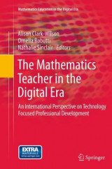Omslag - The Mathematics Teacher in the Digital Era