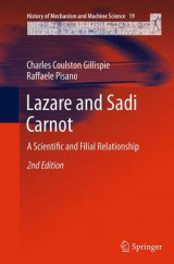 Omslag - Lazare and Sadi Carnot