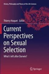 Omslag - Current Perspectives on Sexual Selection