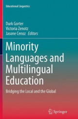 Omslag - Minority Languages and Multilingual Education