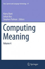 Omslag - Computing Meaning