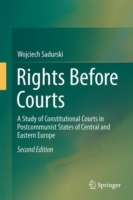 Rights Before Courts av Wojciech Sadurski (Innbundet)