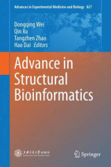 Omslag - Advance in Structural Bioinformatics