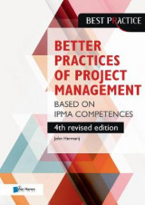Omslag - Better Practices of Project Management Based on Ipma Competences
