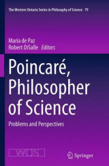 Omslag - Poincare, Philosopher of Science