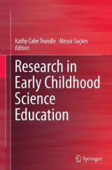 Omslag - Research in Early Childhood Science Education