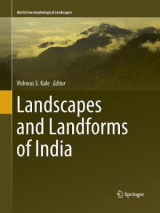 Omslag - Landscapes and Landforms of India