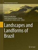 Omslag - Landscapes and Landforms of Brazil