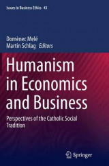 Omslag - Humanism in Economics and Business