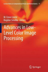 Omslag - Advances in Low-Level Color Image Processing