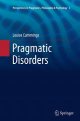 Omslag - Pragmatic Disorders
