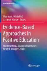 Omslag - Evidence-Based Approaches in Positive Education