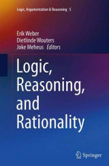 Omslag - Logic, Reasoning, and Rationality