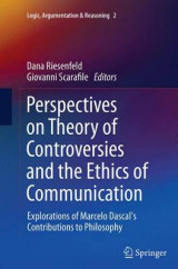 Omslag - Perspectives on Theory of Controversies and the Ethics of Communication