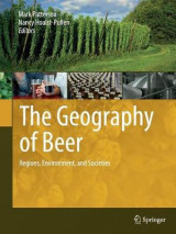 Omslag - The Geography of Beer