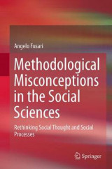 Omslag - Methodological Misconceptions in the Social Sciences