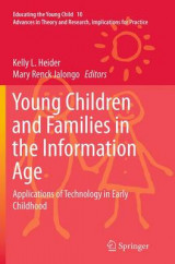 Omslag - Young Children and Families in the Information Age