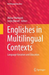 Omslag - Englishes in Multilingual Contexts