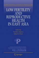 Omslag - Low Fertility and Reproductive Health in East Asia