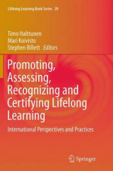 Omslag - Promoting, Assessing, Recognizing and Certifying Lifelong Learning