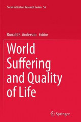 Omslag - World Suffering and Quality of Life