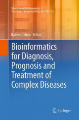 Omslag - Bioinformatics for Diagnosis, Prognosis and Treatment of Complex Diseases