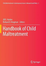 Omslag - Handbook of Child Maltreatment