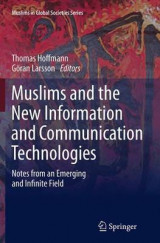 Omslag - Muslims and the New Information and Communication Technologies