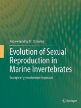 Omslag - Evolution of Sexual Reproduction in Marine Invertebrates