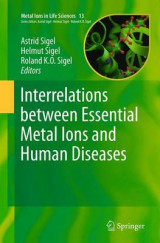 Omslag - Interrelations Between Essential Metal Ions and Human Diseases