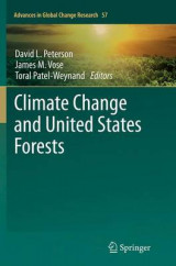Omslag - Climate Change and United States Forests