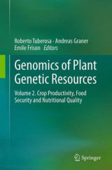 Omslag - Genomics of Plant Genetic Resources: Crop Productivity, Food Security and Nutritional Quality Volume 2