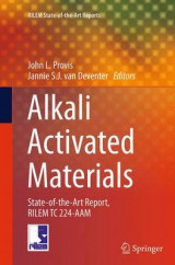 Omslag - Alkali Activated Materials