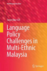 Omslag - Language Policy Challenges in Multi-Ethnic Malaysia