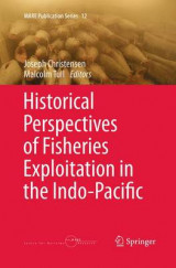 Omslag - Historical Perspectives of Fisheries Exploitation in the Indo-Pacific