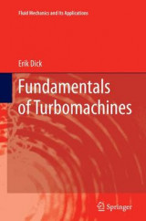 Omslag - Fundamentals of Turbomachines