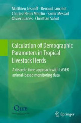 Omslag - Calculation of Demographic Parameters in Tropical Livestock Herds